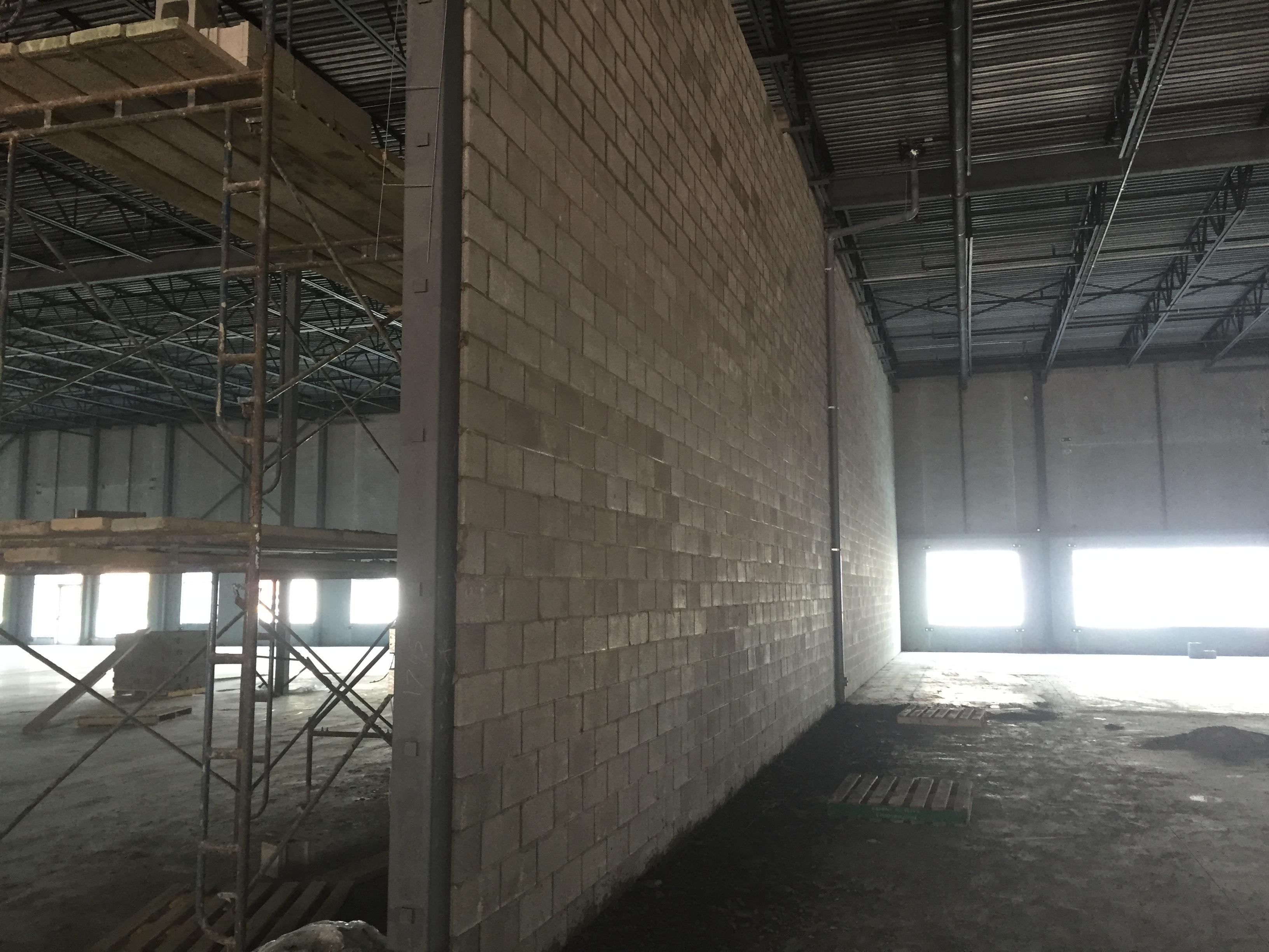 Block Partition Walls Bond Masonry Ltd