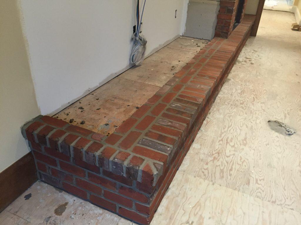 Exterior: Stone/Brick Veneer Fireplaces